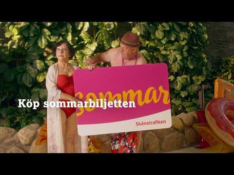 Skånetrafiken: Nu är sommarbiljetten här!