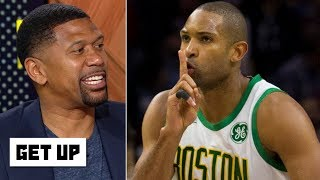 Al Horford was the Celtics' most important player – Jalen Rose | Get Up