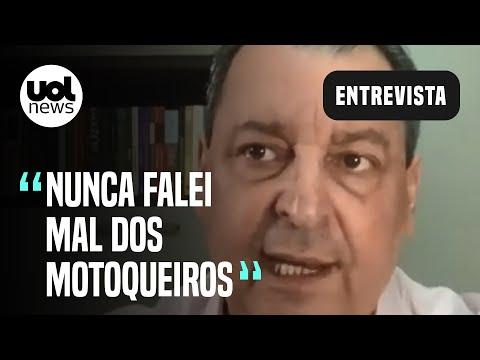 """""""Bolsonaro fala mais do que faz e deixa muito a desejar como presidente"""", diz Omar Aziz"""