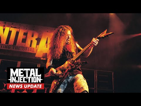 Dimebag Darrell Intended To Reunite PANTERA Just A Month Before His Death | Metal Injection