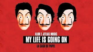 JetLag Music - My Life Is Going On | Alok, Jetlag Music, Cecília Krull, HOT-Q, WADD Remix