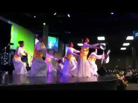 rutinas con panderos y danza vino celestial