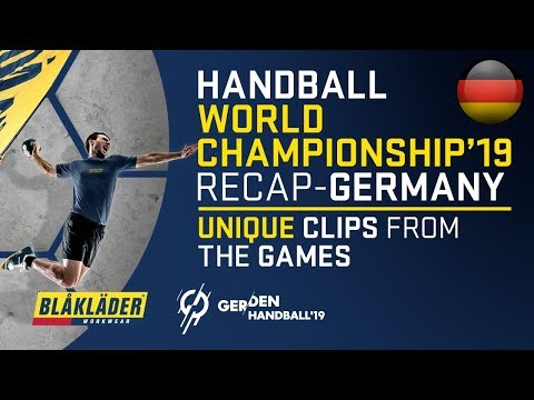 Handball World Championship 19 | Germany | Highlights from the tournament