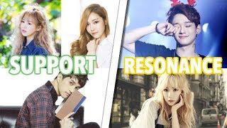Support VS Resonance | K-Pop Vocalists