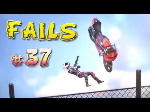 Racing Games FAILS Compilation #37