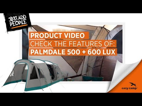 video Easy Camp Palmdale 500 Lux