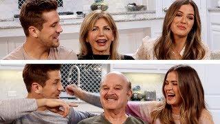 Meet My Parents | Engaged with JoJo and Jordan
