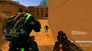 ZOMBIE ESCAPE, COUNTER-STRIKE: SOURCE, MAP: ZE_star_wars, Level 2