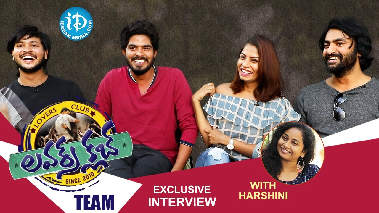Lovers Club Team Exclusive Interview PROMO