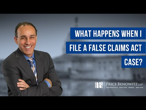 DC False Claims Act Lawyer Tony Munter discusses what you can expect when filing a False Claims Act case under seal or is confidential. A case that is filed under seal is a secret, which allows for the government to investigate the allegations you are making in secret.