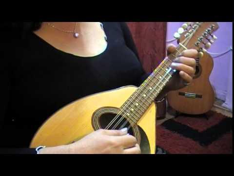 Nada es imposible para Dios 1era voz mandolina