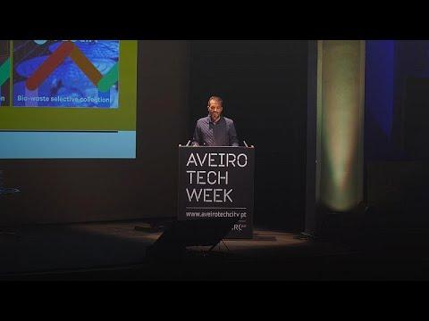 Aveiro lanza nuevas tecnologías en el espacio público
