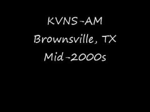 KVNS AM Brownsville, TX Mid 2000s