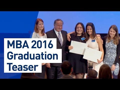MBA 2016 Graduation Teaser
