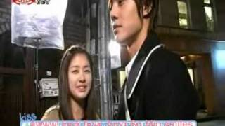 MAKING Of Kiss Scenes NG's and Tender Moments *Playful Kiss* [Heart Beat]