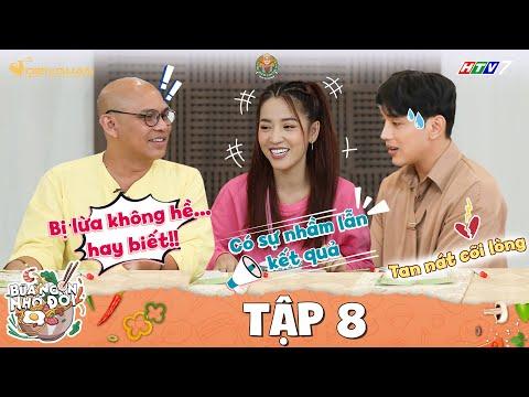 Bữa Ngon Nhớ Đời |Tập 8: Color Man, Puka há hốc mồm với cú lừa ngoạn mục của Thuận Nguyễn và cái kết