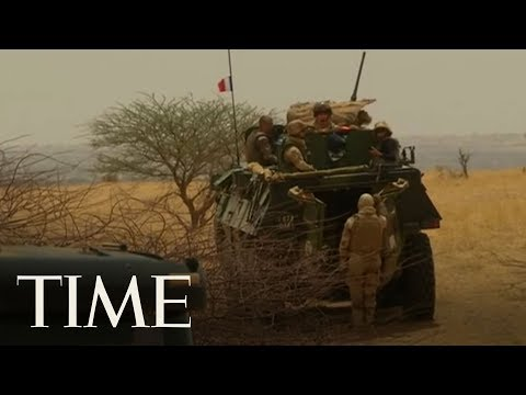 2 French Soldiers Killed In Military Operation In Burkina Faso That Freed 4 People From U.S | TIME
