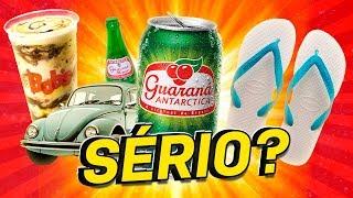 7 PRODUTOS BRASILEIROS QUE FIZERAM MUITO SUCESSO NO EXTERIOR