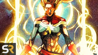 Captain Marvel's Superpowers Explained