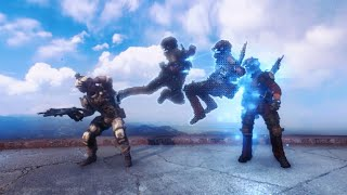 Titanfall 2 All Pilot Executions & Titan Terminations