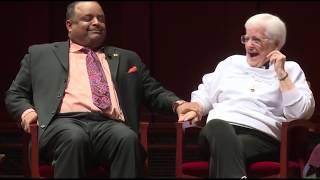 Anti-racism activist Jane Elliott & Roland Martin 2017 WCTF Conference Keynote Address