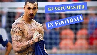 IBRAHIMOVIC Kungfu Fight of all times in Football history    HD    Must watch the ending scene**