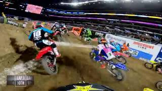 GoPro: Dean Wilson 450 Main Event 2019 Monster Energy Supercross from Minneapolis