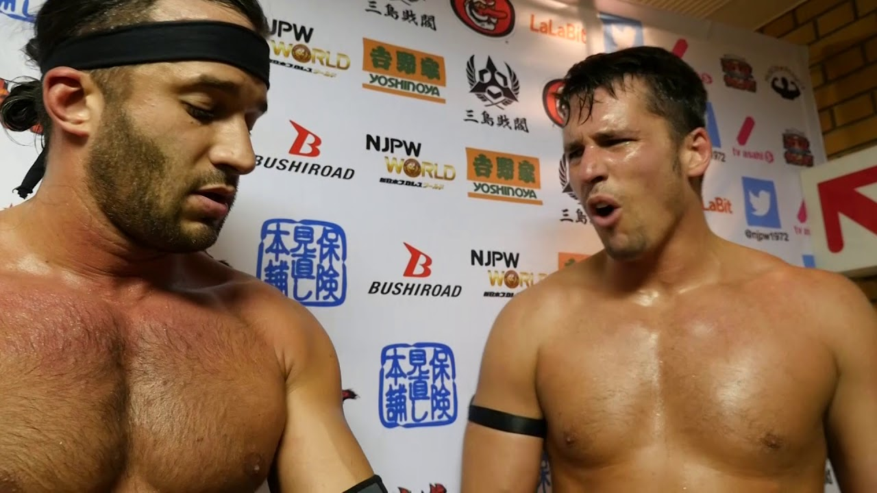 Image result for Trent Baretta and Chuckie T Reportedly Leaving NJPW Soon