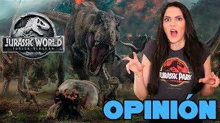 Jurassic World: El reino caído // Opinión