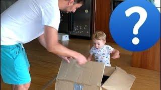 BABY GENDER REVEAL SURPRISE! BOY or GIRL?
