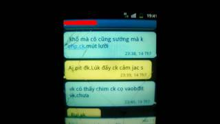 thanh niên lớp 7 nhắn tin dũ bạn gái đi chịch ghê vkl.