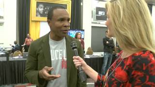 Sugar Ray Leonard on debut of Premier Boxing Champions