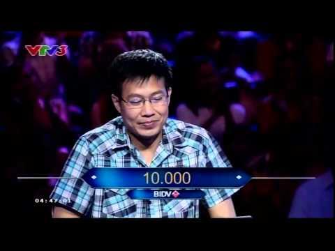 Ai là triệu phú 2/7/2013 - Thầy Nguyễn Việt Hùng