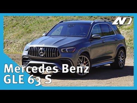 Mercedes-AMG GLE 63s y GLS 63 - Increíble dualidad - Primer vistazo
