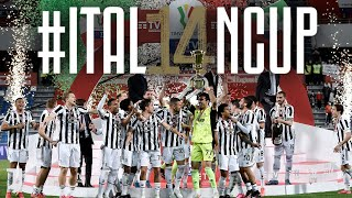 🇮🇹🏆 JUVENTUS WIN #ITAL14NCUP!   COPPA ITALIA FINAL TROPHY CELEBRATIONS! 🎉🍾