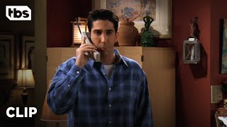Friends: Ross to the Rescue (Season 3 Clip) | TBS