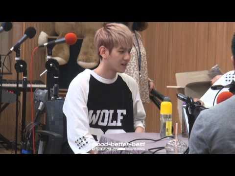 130711 Cultwo Show Baekhyun focus