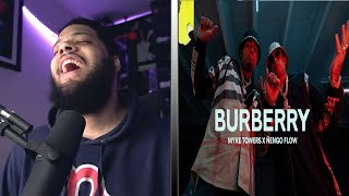 [Reaccion] Myke Towers & Ñengo Flow - BURBERRY (Video Oficial) -JayCee!