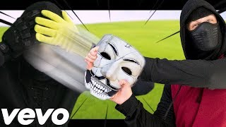 (PZ UNMASK SONG!!) PROJECT ZORGO MUSIC VIDEO 😱 CHAD WILD CLAY CWC HACKER HACKER PZ9 VY QWAINT SONG