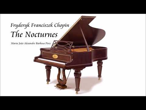 Chopin Nocturne No.9 in B major, op.32  no.1 - Maria João Pires