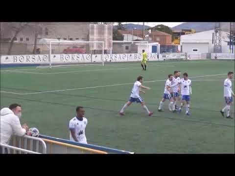 (LOS GOLES SUBGRUPO B) Jornada 16 / 3ª División / Fuente YouTube Raúl Futbolero