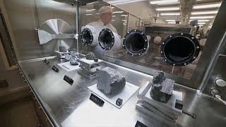 علماء من ناسا quotسيشقونquot صخور القمر لدراستها للمرة الأولى ...