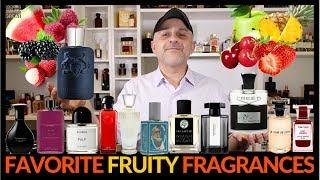 28 Fruity Fragrances   Favorite Fruity Perfumes 🍌 🍉 🍓🍒 🍏 🍍