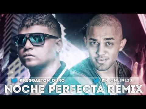 Noche Perfecta (Remix) - JP El Sinico Ft Farruko (Video Music)  (Con Letra) REGGAETON 2013