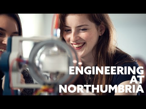 What is it like studying engineering at Northumbria?