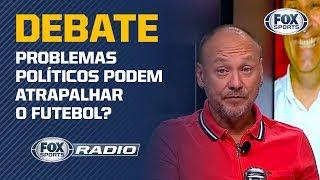 QUEM 'MANDA' NO FLAMENGO? Veja o debate no 'FOX Sports Rádio'