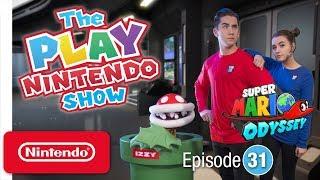 The Play Nintendo Show – Episode 31: Super Mario Odyssey Space Exploration