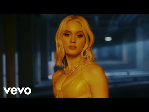 Zara Larsson - Don't Worry Bout Me (Official Video)