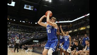Duke's Captain Jack White Highlights | Duke Blue Devils | Duke vs Eastern Michigan | |