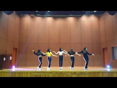 2019.3.21. Senorita(세뇨리따). (여자)아이들. Cover dance.
